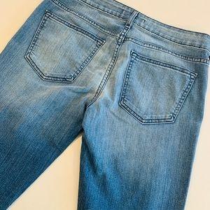 Rich & Skinny Jeans - Rich & Skinny Faded Denim Size 28